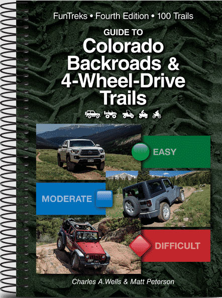 Guide to Colorado Backroads and 4 wheel drive trails