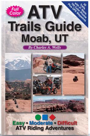 ATV Trails Guide Moab Utah