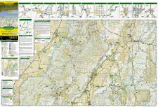 Paiute Trail map for UTV and SxS