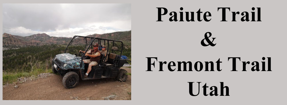 Paiute ATV and UTV Trails